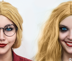 Harleen Quinzel/Harley Quinn by ThePuddins