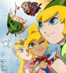 The Legend of Link - Cover by Nivaldo Wesley by sir-wesley666