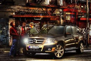 Mercedez HDR by TonistL