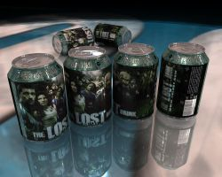 The LOST Drink by skuum