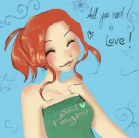all ya need is.. by SerasLupin