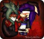 PC: ~Love at first Death~ by FlameBurstAnimations