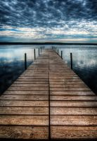 HDR Dock into the Storm by braxtonds