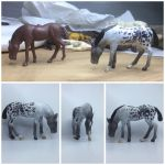 1950's horse repaint. by Caterang8