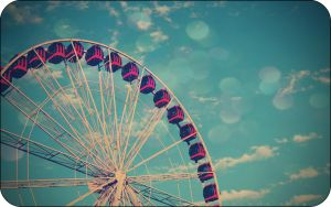 Ferris Wheel by lacerate666