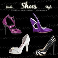 Shoes Mode,Style by zonavertical