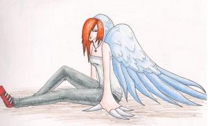 just your every-day average angel by inlovewithyourshadow