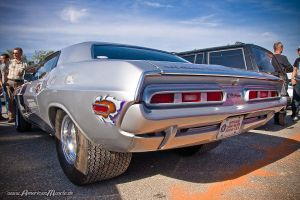 71 Challenger Pro Street by AmericanMuscle