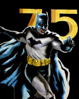 Batman 75 by stinson627