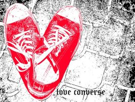 love converse by adiphadke