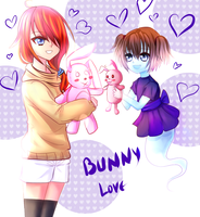 Plushy love by luckynyan4