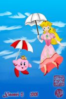 Parasol Fun by Xiaomei23