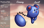 PKMNation: Conway the Azurill by Nickle4aPickle