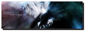 Cloud FF7AC by kahaine