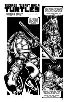 The Edge of Darkness page 1 by Ninja-Turtles