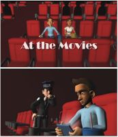At the Movies [Animation] by Katy133