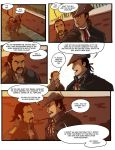 PG396 comic part one- AC3: Forsaken by FeatherNotes