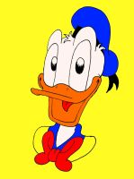 donald duck! by Phil1999