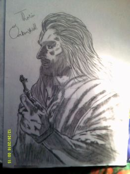Thorin by GraceTheAuthor