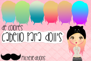 Cabello de Colores MichellEditions by MichellEditions