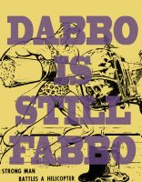 Dabbo is Still Fabbo Yellow by marigoldwithersaway