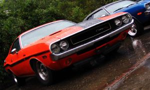 the Challenger by AmericanMuscle