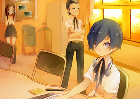 Student Council by 3-Keiko-chan-3