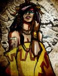 Malinche by theSadSon