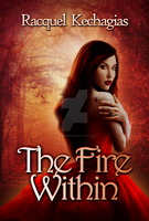 The Fire Within_Book Cover by TheSwanMaideN