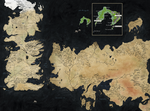 Game of Thrones fanmade Island(s) by DeaDiscordia