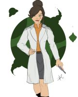 Generator Rex: Dr. Holiday by Fu-ki