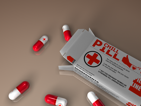 Chill Pill WP by dronsu