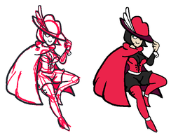 Red Mage by Noland005