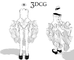 MMD- Fairy Dress-DOWNLOAD by MMDFakewings18