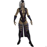 Mortal Kombat 9: Sindel HD by OGLoc069