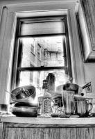 HDR Dishes by crazinessisay