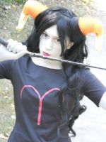 .:Cosplay:.I Will Make Her Pay by PutNameHere