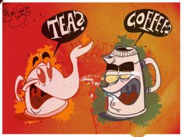 Coffee or Tea? by Themrock