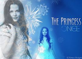 The Princess - Once Upon A Time by DarlingDisneyphile