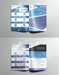 Brochure Page Styling Concepts by DianaGyms