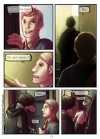 The Mysterious Case of Sherlock Holmes! Page 23 by Yuki-Almasy
