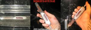 Albert Wesker's Syringe by symbiote-x