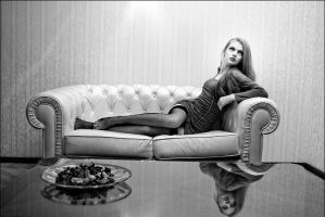 Bored by antoanette