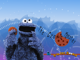 cookie monster c is for cookie by dakki000