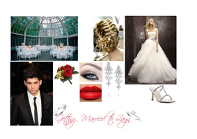 Your Wedding With Zayn by curlymonster14