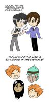Pirates out of Place- Ouran by Longitudes-Latitudes