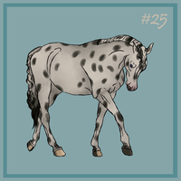 25 Leopard by EquineRibbon
