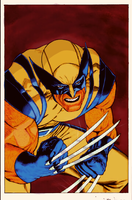 Wolverine 305 Cover by arissuparmanart