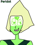 Peridot From Steven Universe by Nukarulesthehouse1