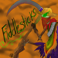 Fiddle Sticks by thatoneginger